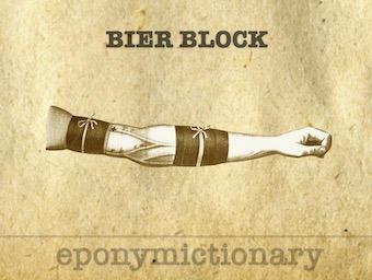 Bier Block 1909 August Karl Gustav Bier 340