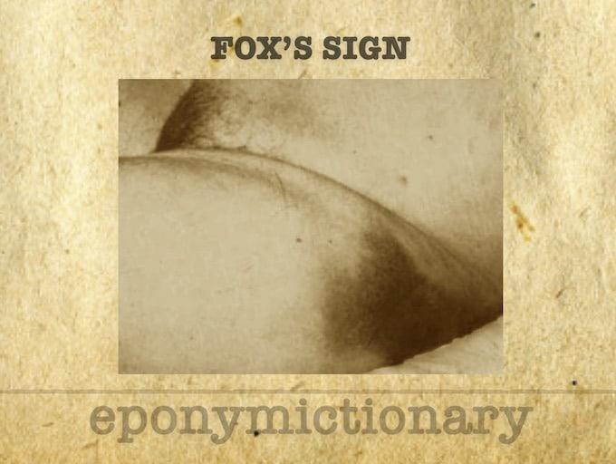Fox's sign 340 2