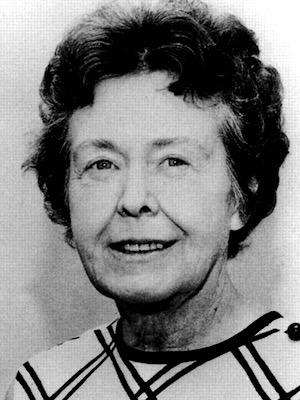 Priscilla White (1900 - 1989)