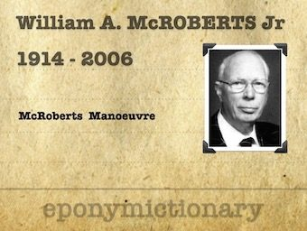William Alexander McRoberts Jr (1914 - 2006) 340 2