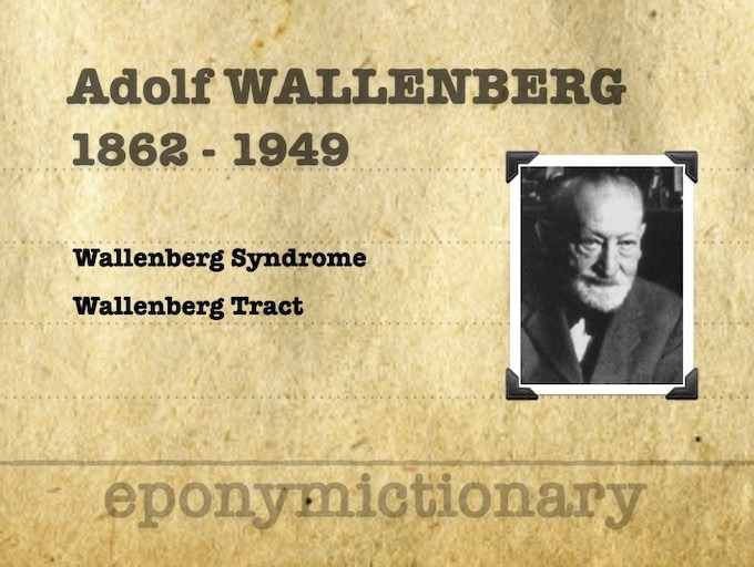 Adolf Wallenberg (1862-1949) 340 2