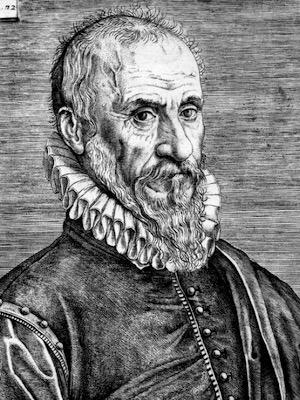 Ambroise Paré (1510 - 1590)
