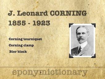 James Leonard Corning (1855 – 1923) 2 340