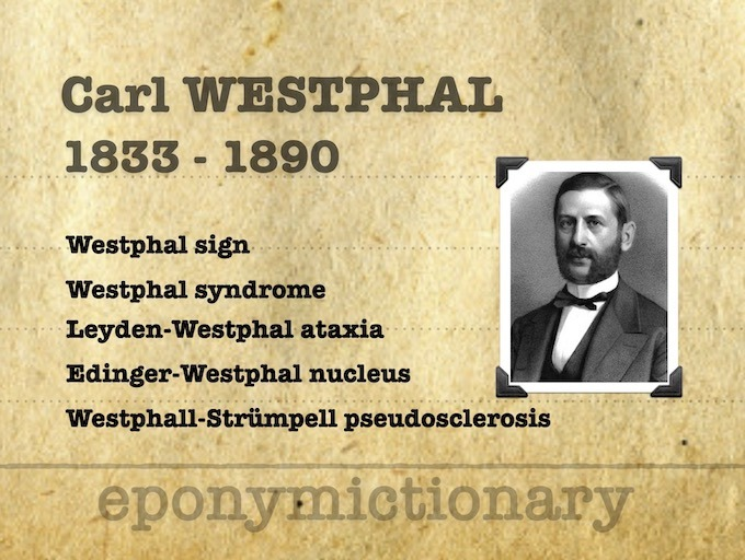 Carl Friedrich Otto Westphal (1833 – 1890) 340 3