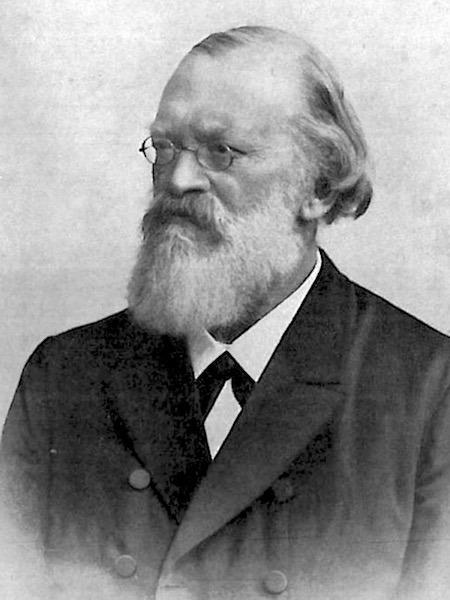 Carl Friedrich Richard Förster (1825 – 1902)