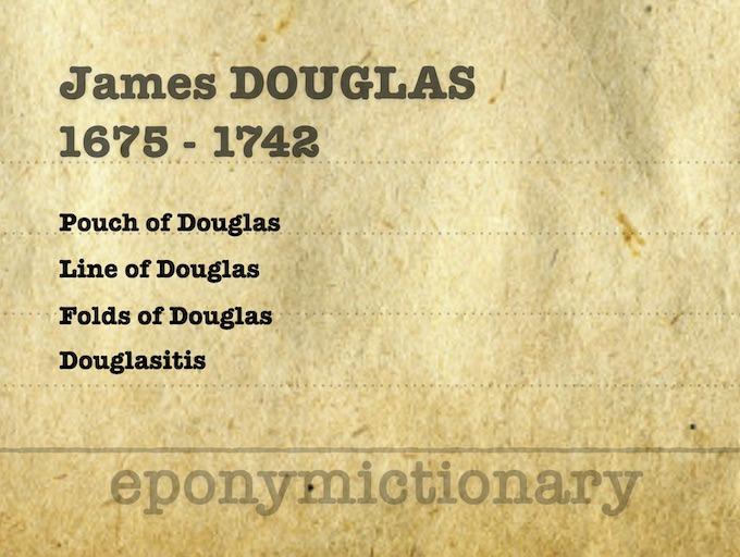 James Douglas (1675 - 1742) 340