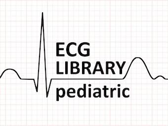EKG library Pediatric Paediatric 340