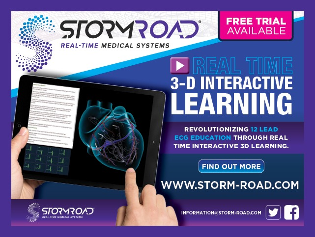 Storm Road ECG education