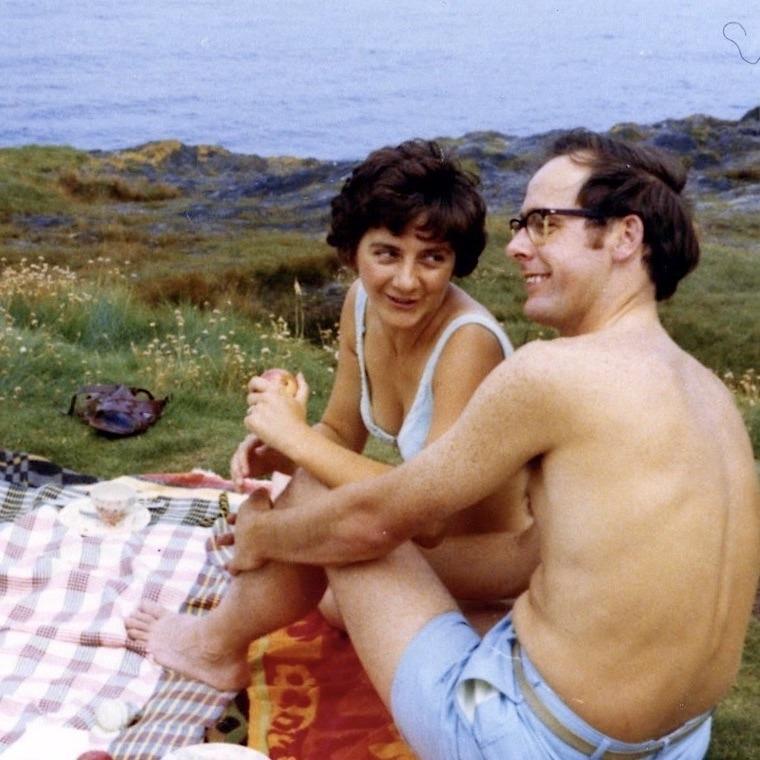 David Cadogan and Marion Davies