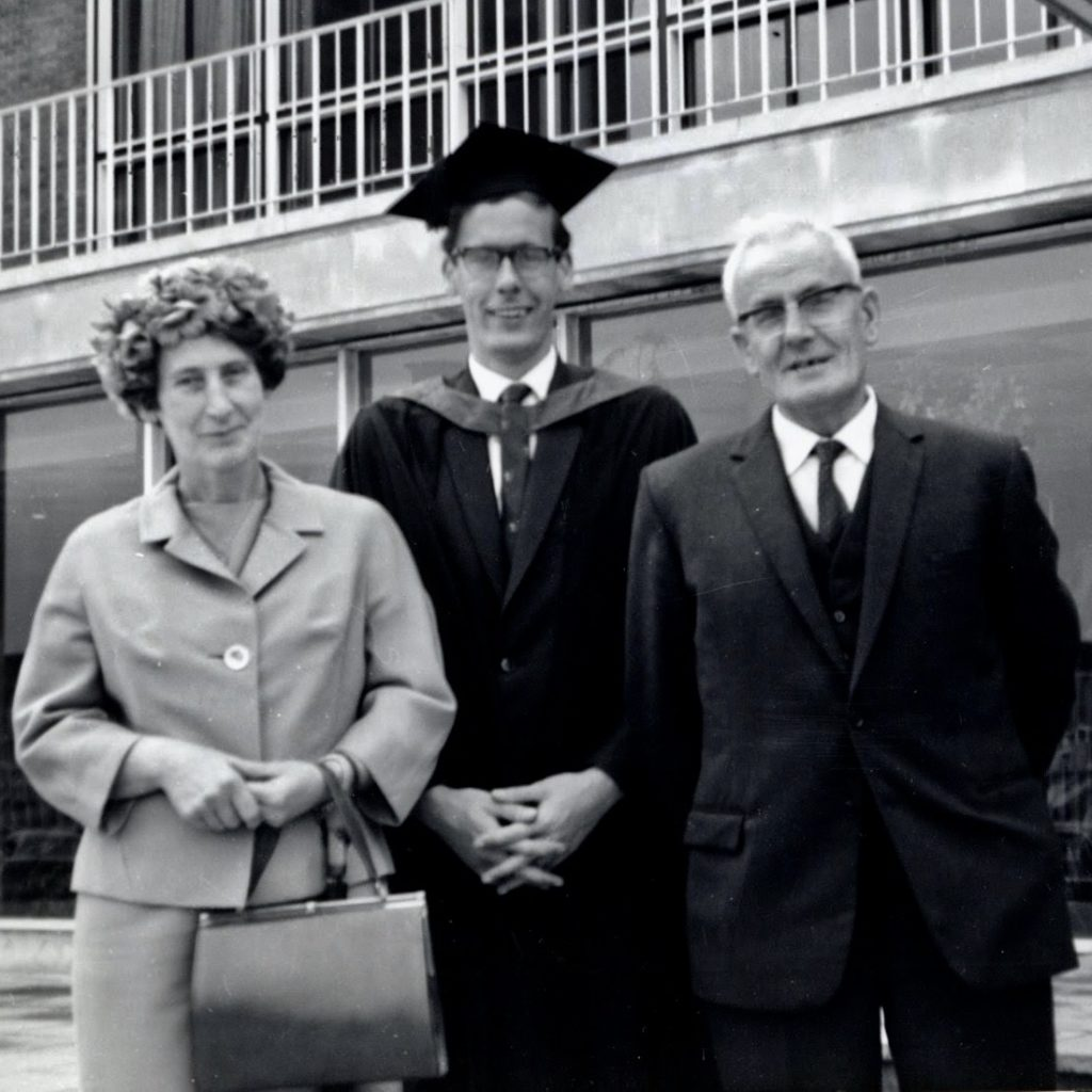 Dr David Cadogan PhD