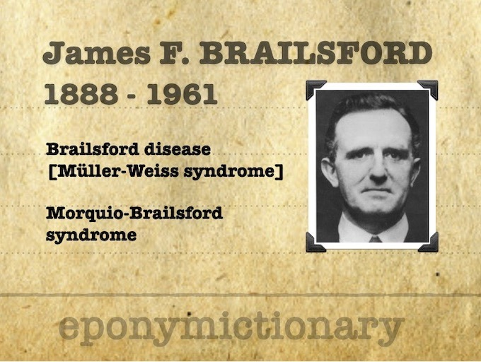James Frederick Brailsford (1888 – 1961) 340 2