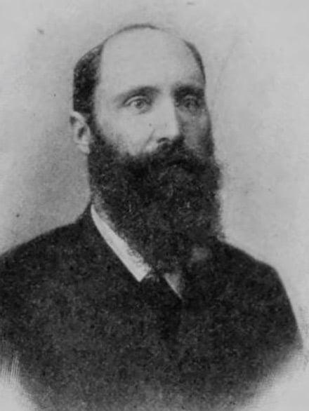 Ernst Fuchs (1851-1930) from Pagel 1900