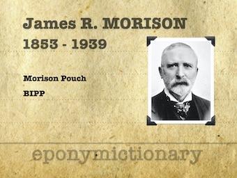 James Rutherford Morison (1853 - 1939) 340