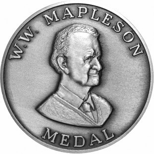 WW Mapleson Medal Anaesthetic Research Society (ARS)