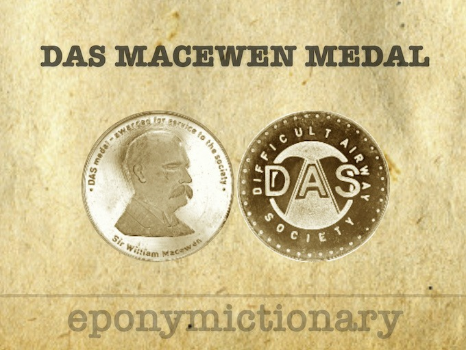 DAS MACEWEN MEDAL 680
