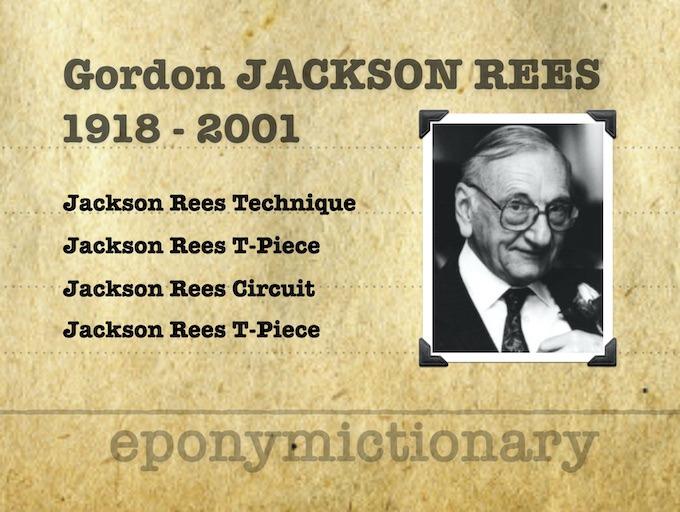 Gordon Jackson Rees (1918 – 2001) 340