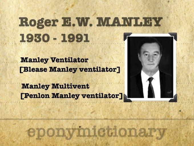 Roger Edward Wentworth Manley (1930 – 1991) 680