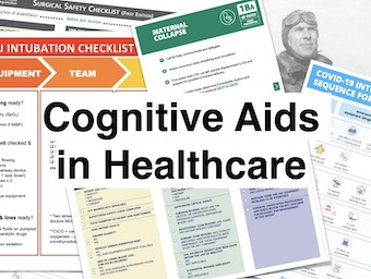 Cognitive Aids in Healthcare 340
