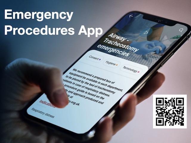 Emergency Procedures App