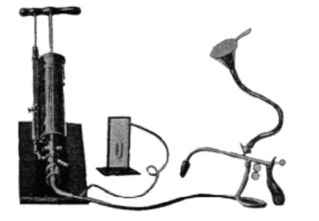 Fell-O'Dwyer apparatus and modifications 1902