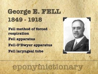 George Edward Fell (1849 – 1918) 340