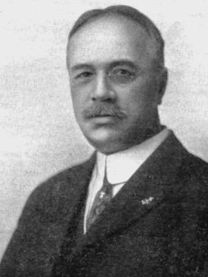 George Edward Fell (1849 – 1918)