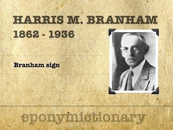 Harris Miller Branham (1862 – 1936) 340