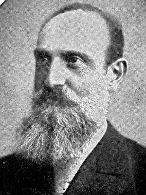 James Adolf Israël (1848 - 1926)