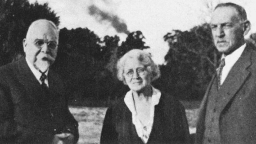 Matas and Branham 1930
