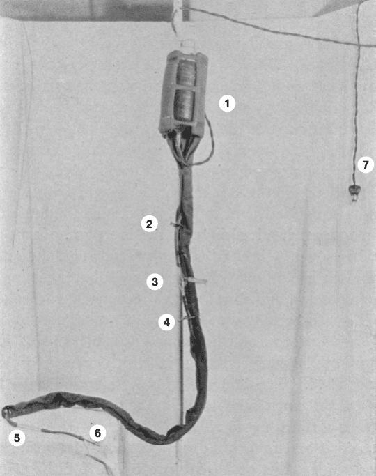 Matas continuous intravenous drip system 1924