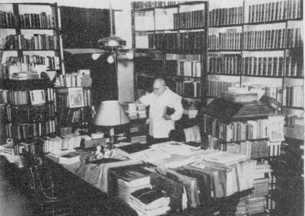 Rudolph Matas personal medical library 1953