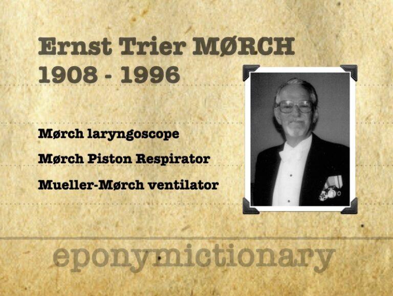 Ernst Trier Mørch (1908-1996) 340