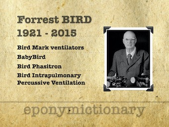 Forrest Morton Bird (1921 – 2015) 340