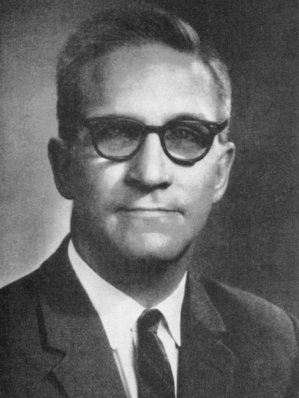 John Scott Dunbar (1921 – 1997)