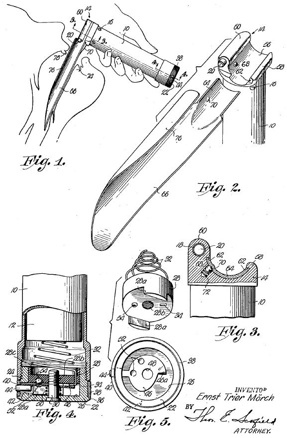 Mørch Laryngoscope (1951)