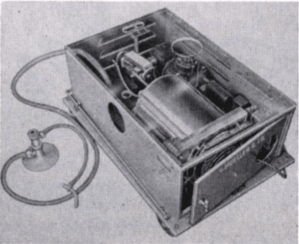 Mueller-Mørch ventilator (1954)